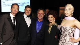 Oscars 2014: Elton John party