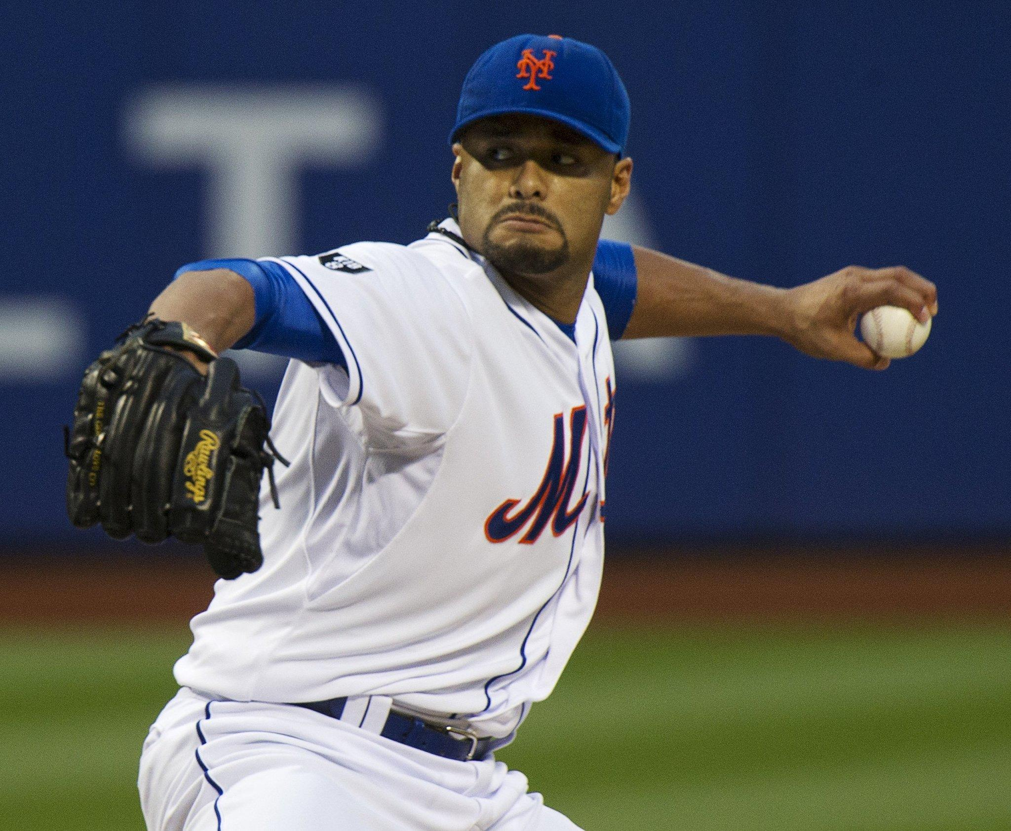Johan Santana won Cy Young Awards in 2004 and 2006, but injuries derailed his career.