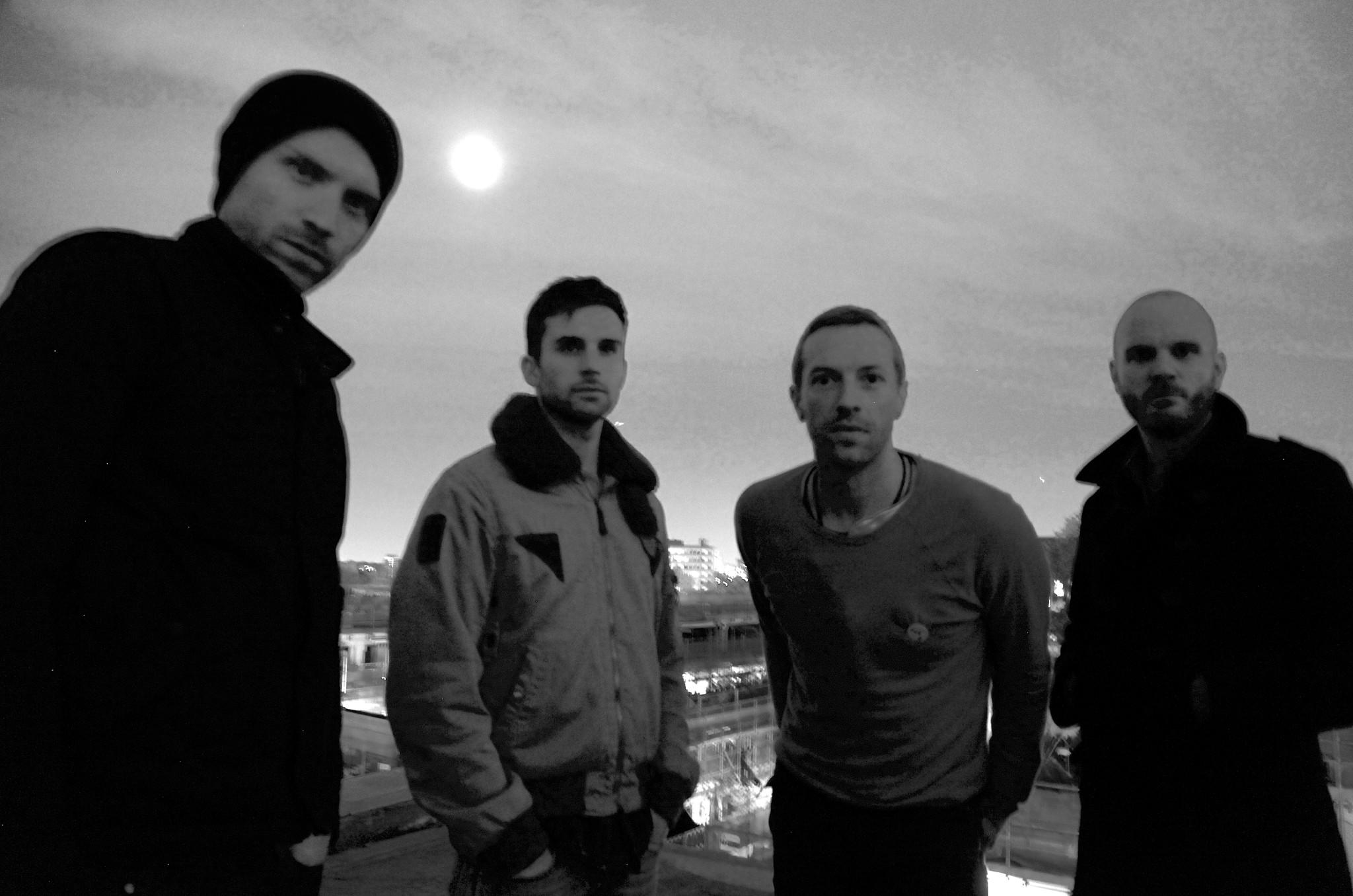 "Coldplay announced late Sunday that it will release a new album, ""Ghost Stories,"" on May 19."