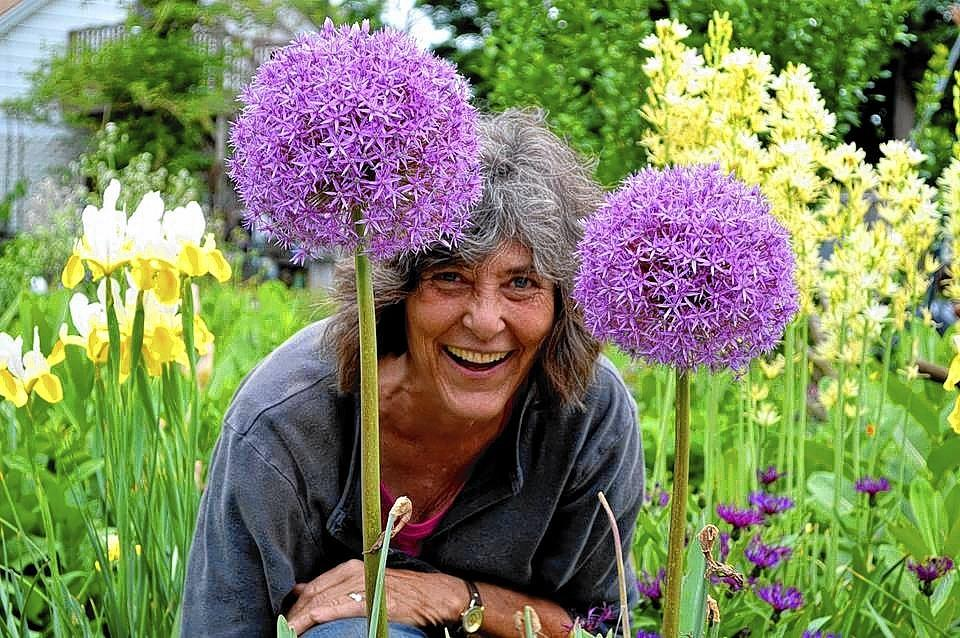Nancy DuBrule-Clemente, owner of Natureworks in Northford, is a keynote speaker at UConn's upcoming 2014 Garden Conference, March 21 at Lewis B. Rome Commons at UConn's Storrs campus.