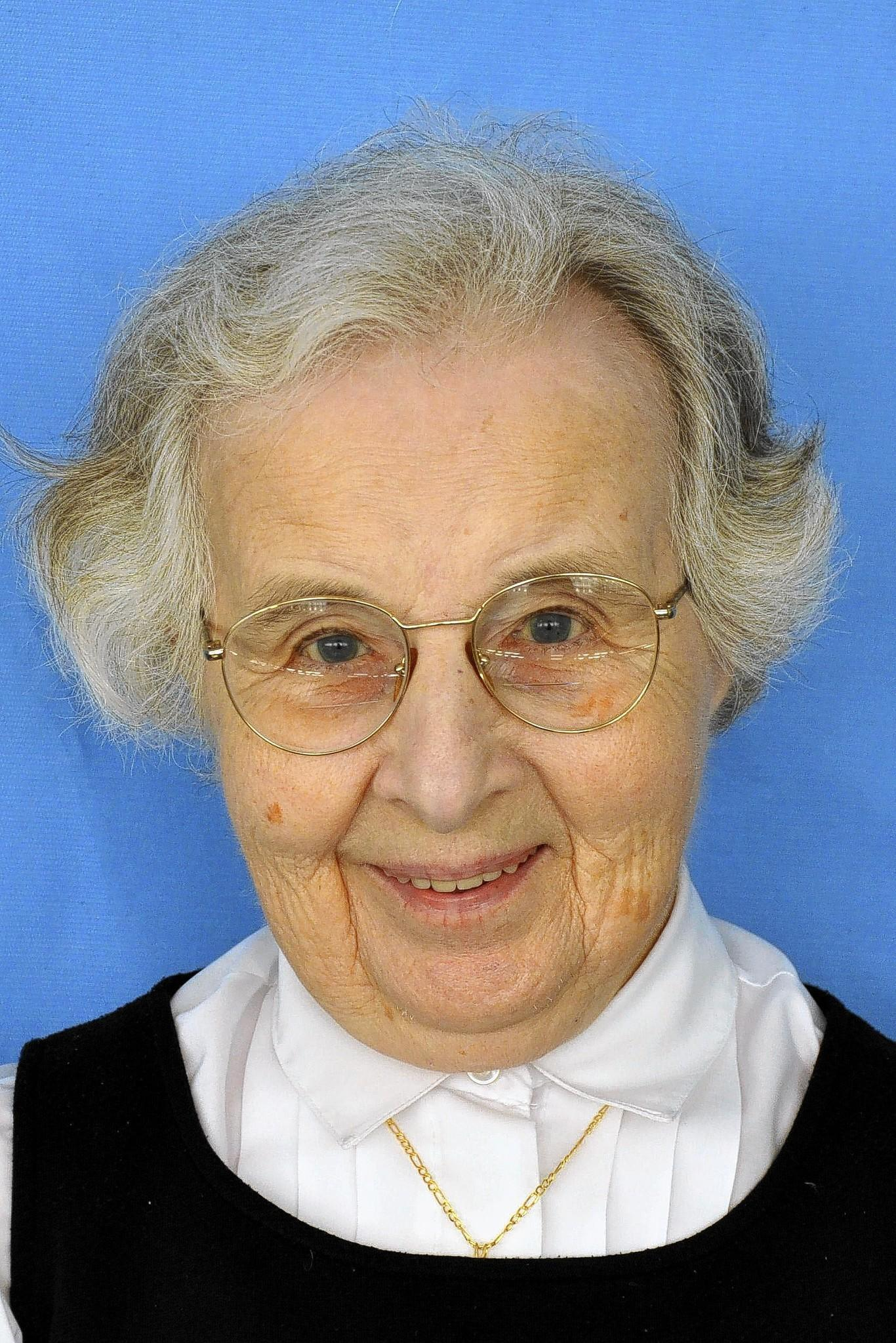 Sister Dolores Baumgartner, SSND