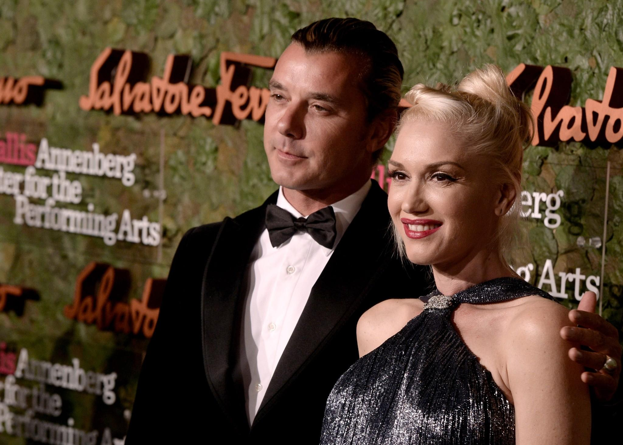 Gavin Rossdale and Gwen Stefani now have three boys together.