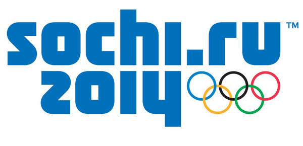 Logo of the Paralympics in Sochi, Russia