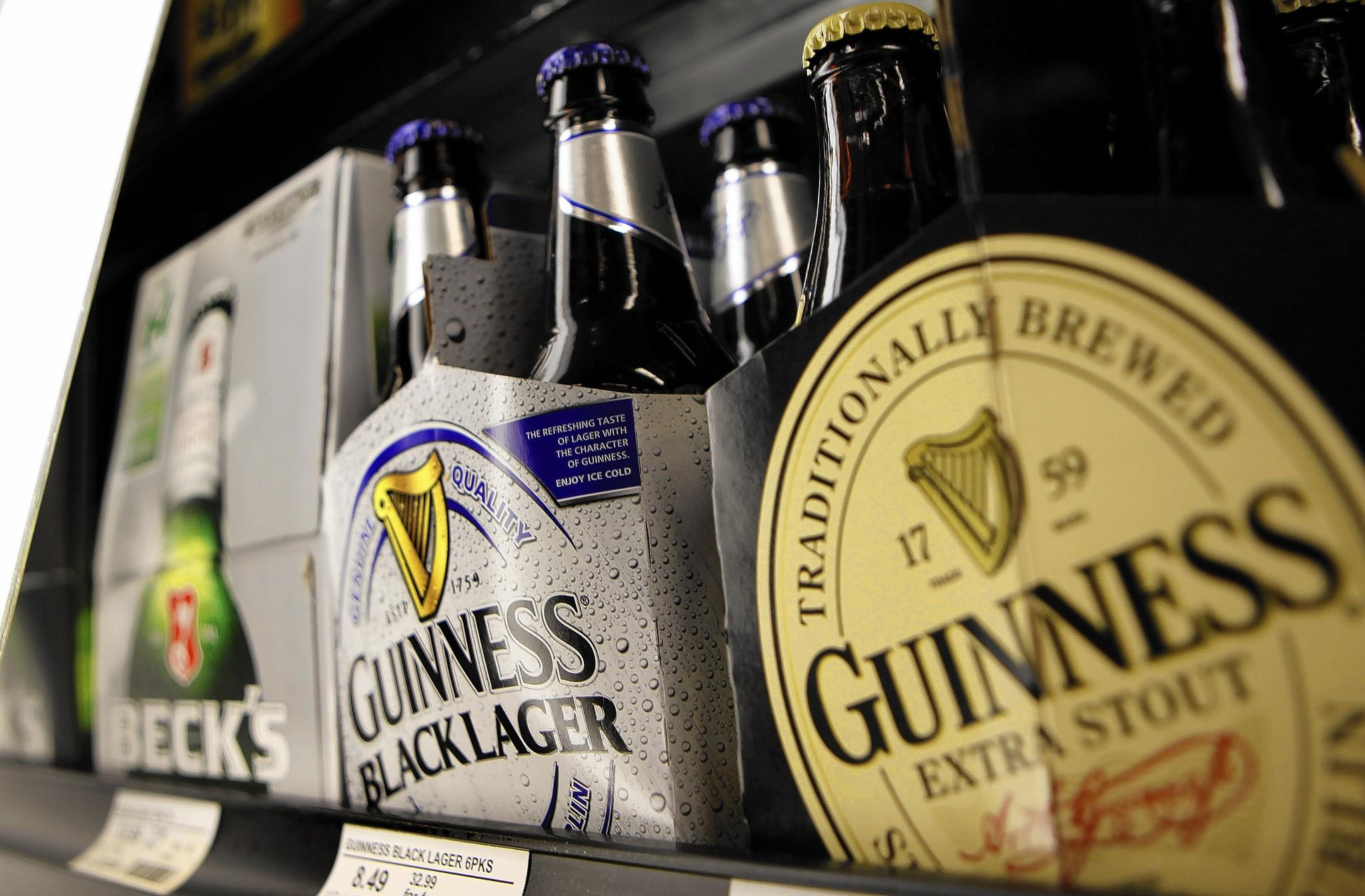 "Diageo, the world's largest spirits company, also makes wine and beer, including Guinness. It said the deal with Wirtz Bevarage Group should help its Canadian business become ""more agile and efficient."""