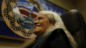 Tribal judge works for Yurok-style justice