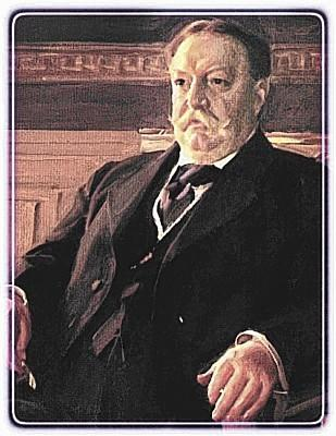 William Howard Taft served one term as president of the United States and later was appointed chief justice of the U.S. Supreme Court.