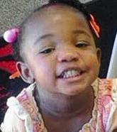 Myra Lewis, 2, of Camden, Miss., is the subject of a nationwide Amber Alert. She has been missing since Saturday, and may have been abducted from her yard while playing outside with other children.