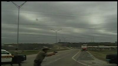 Raw: Dashcam Shows Shooting, Evan Ebel Chase