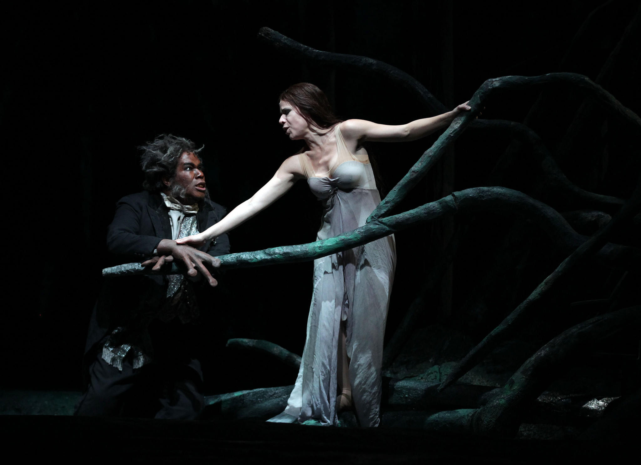 """Rusalka"" performed by Lyric Opera of Chicago."