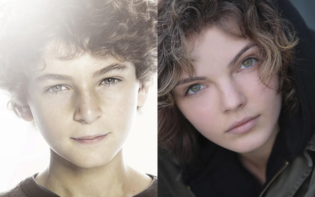 "David Mazouz and Camren Bicondova have been cast in ""Gotham."""