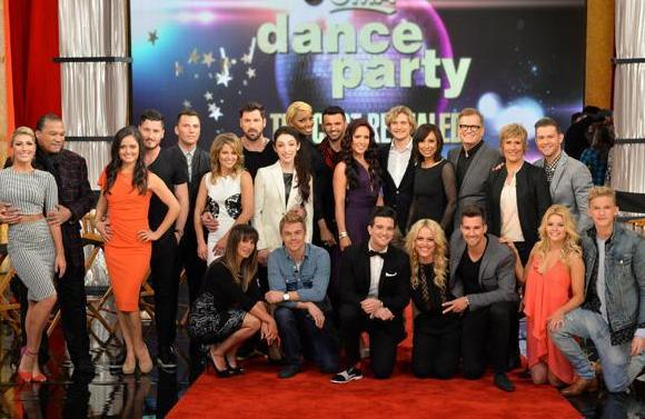 'Dancing with the Stars' cast revealed