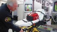 Suburbs look to ambulance technology to prevent lifting injuries