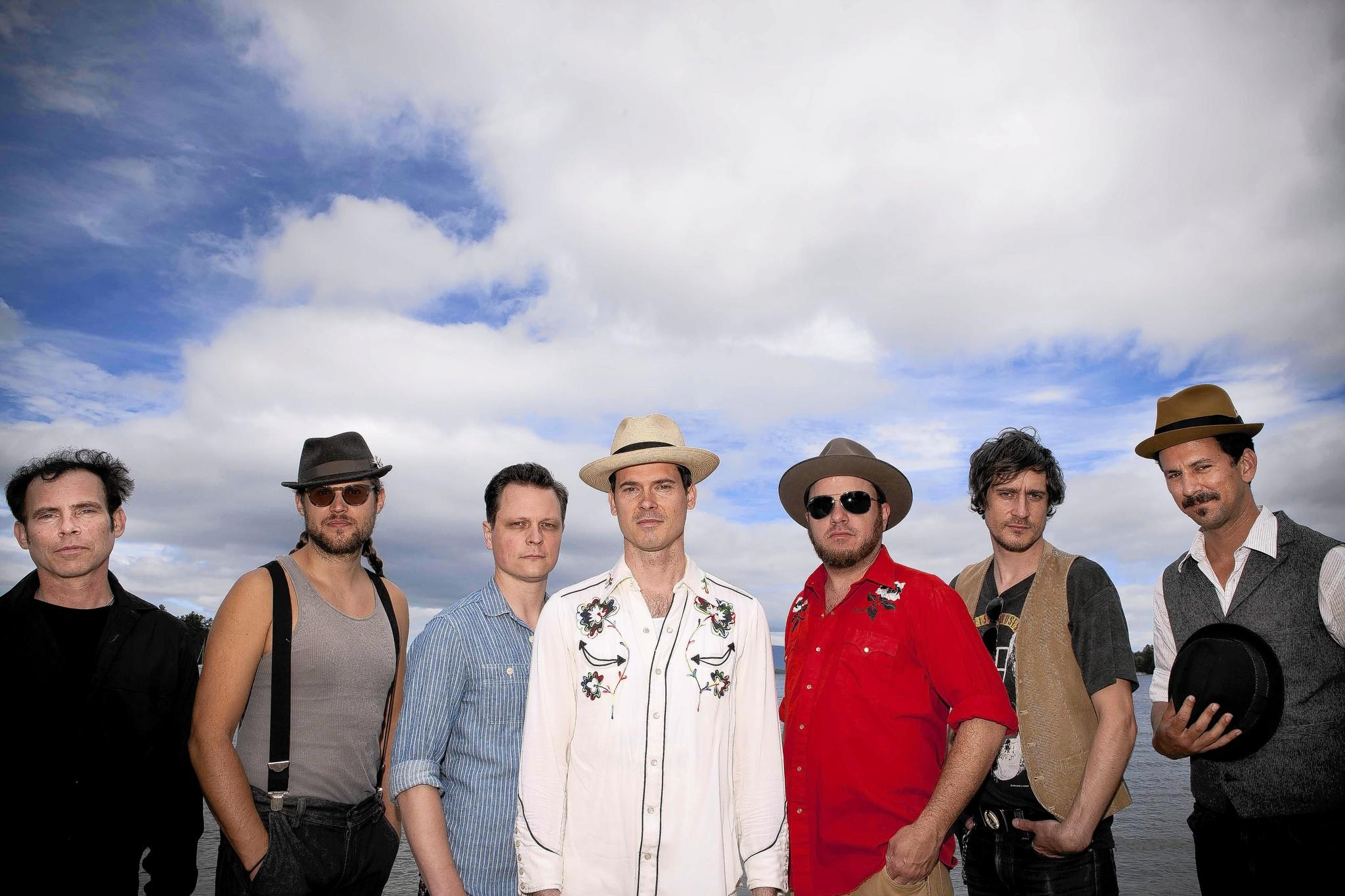 Old Crow Medicine Show plays the Shubert Thursday.