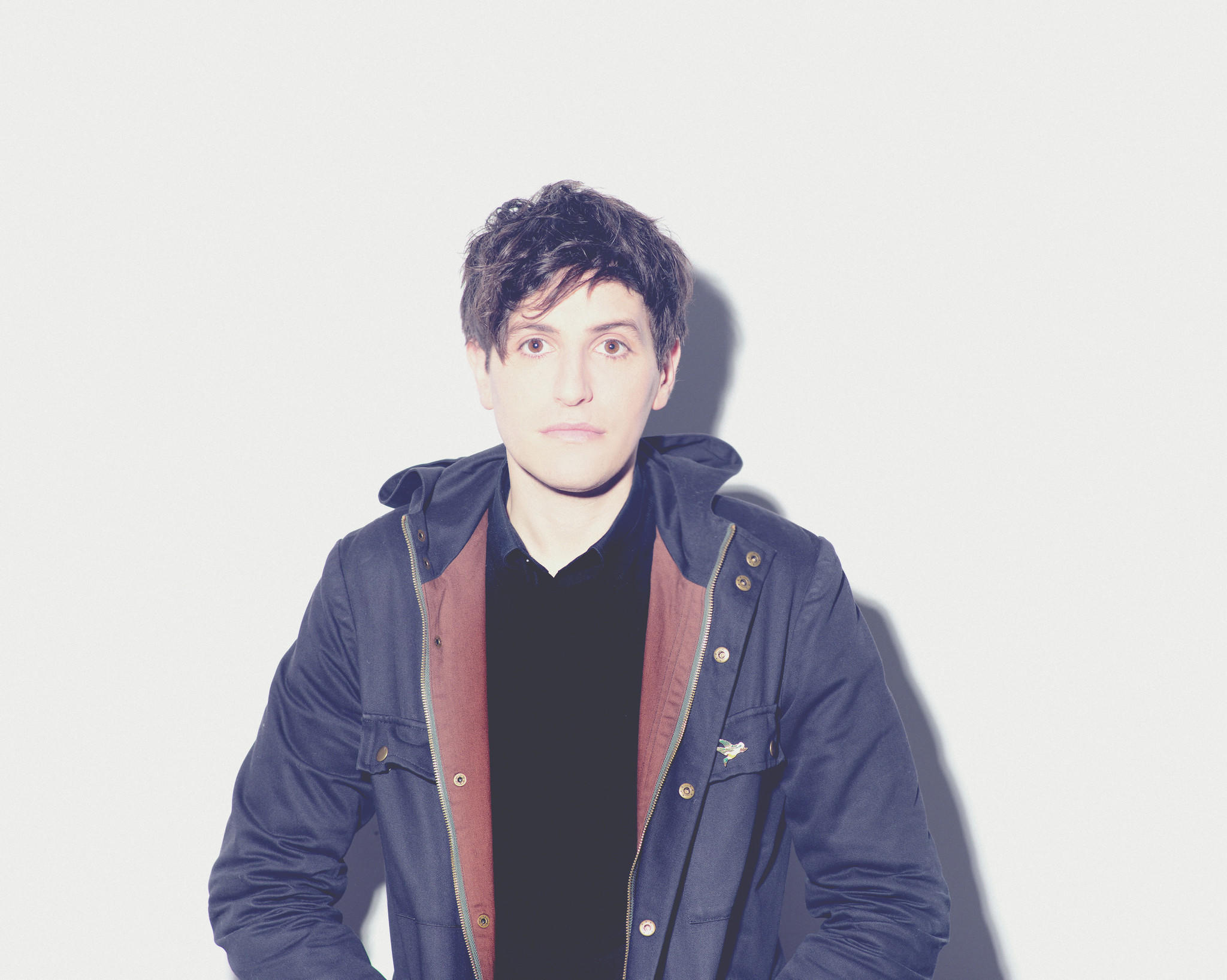 Led by Kip Berman (pictured), The Pains of Being Pure at Heart will release its third album in April.
