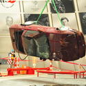 Corvettes recovered at National Corvette Museum