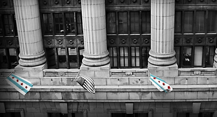 Views of Chicago's City Hall photographed Feb 7, 2012.(Nancy Stone/ Chicago Tribune) B581881480Z.1 OUTSIDE TRIBUNE CO.- NO MAGS, NO SALES, NO INTERNET, NO TV, NEW YORK TIMES OUT, CHICAGO OUT, NO DIGITAL MANIPULATION...
