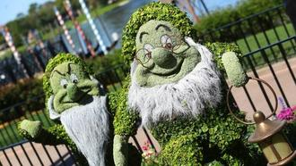 New twists for Epcot garden show