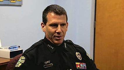 Get to know the new Orlando police chief John Mina