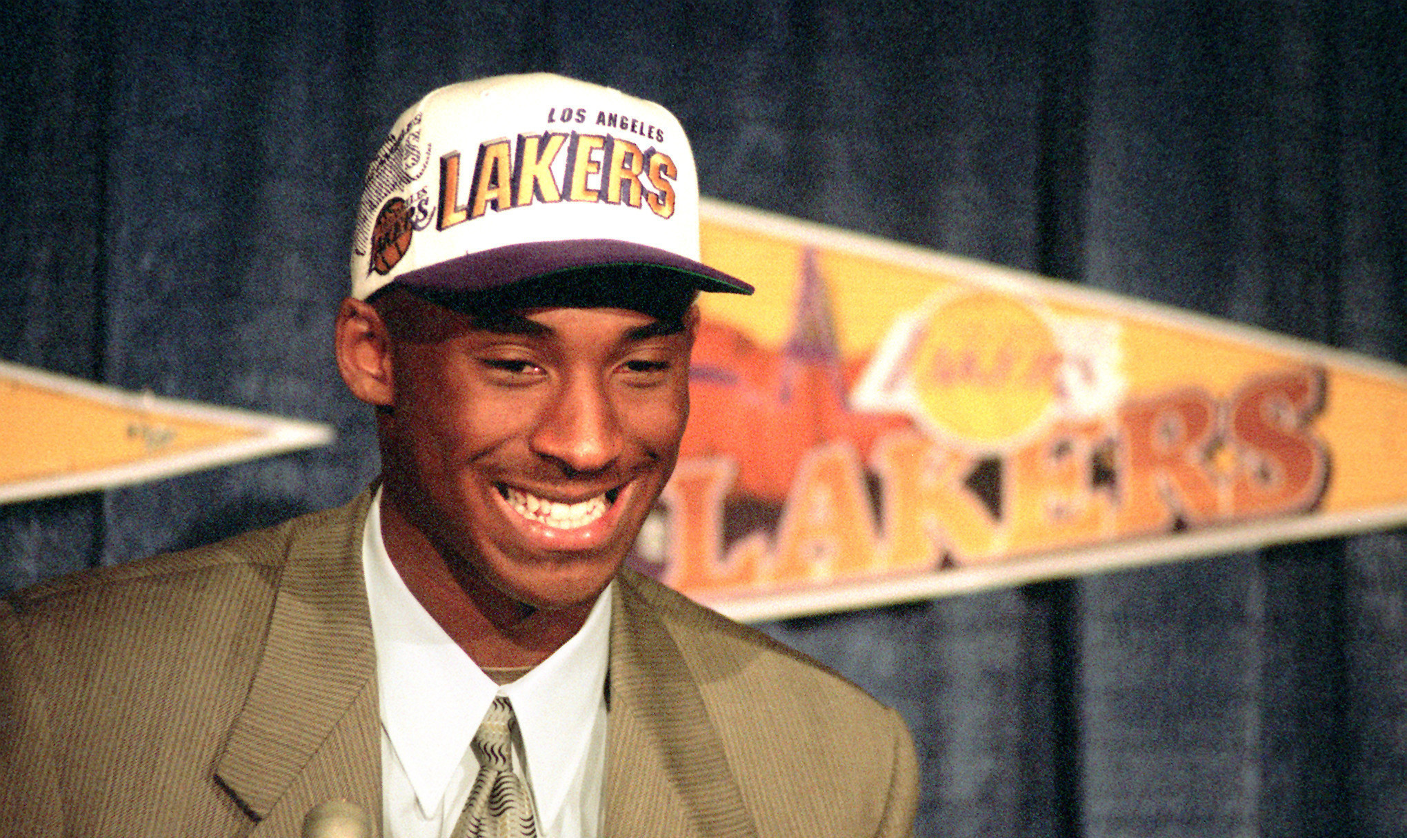 What was it like to coach Kobe Bryant From Del Harris to Byron