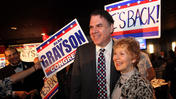 Video: Protective injunction issued against U.S. Rep. Alan Grayson