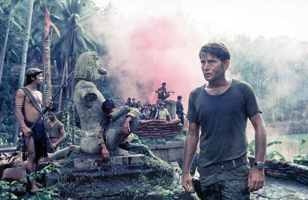 "Sheen, in ""Apocalypse Now,"" the 1979 film about the Vietnam War that was nominated for a best picture Oscar."