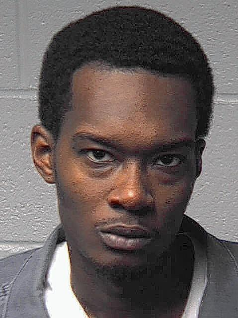 Bethlehem police said Tariq Jahad Davis had 300 bags of heroin in his home.