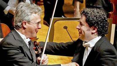 Newly weighty matters at L.A. Philharmonic TchaikovskyFest