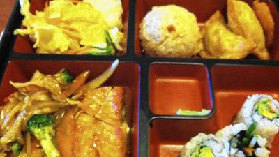 Lunch box overflows with Korean flavors at Mona's in Newport News