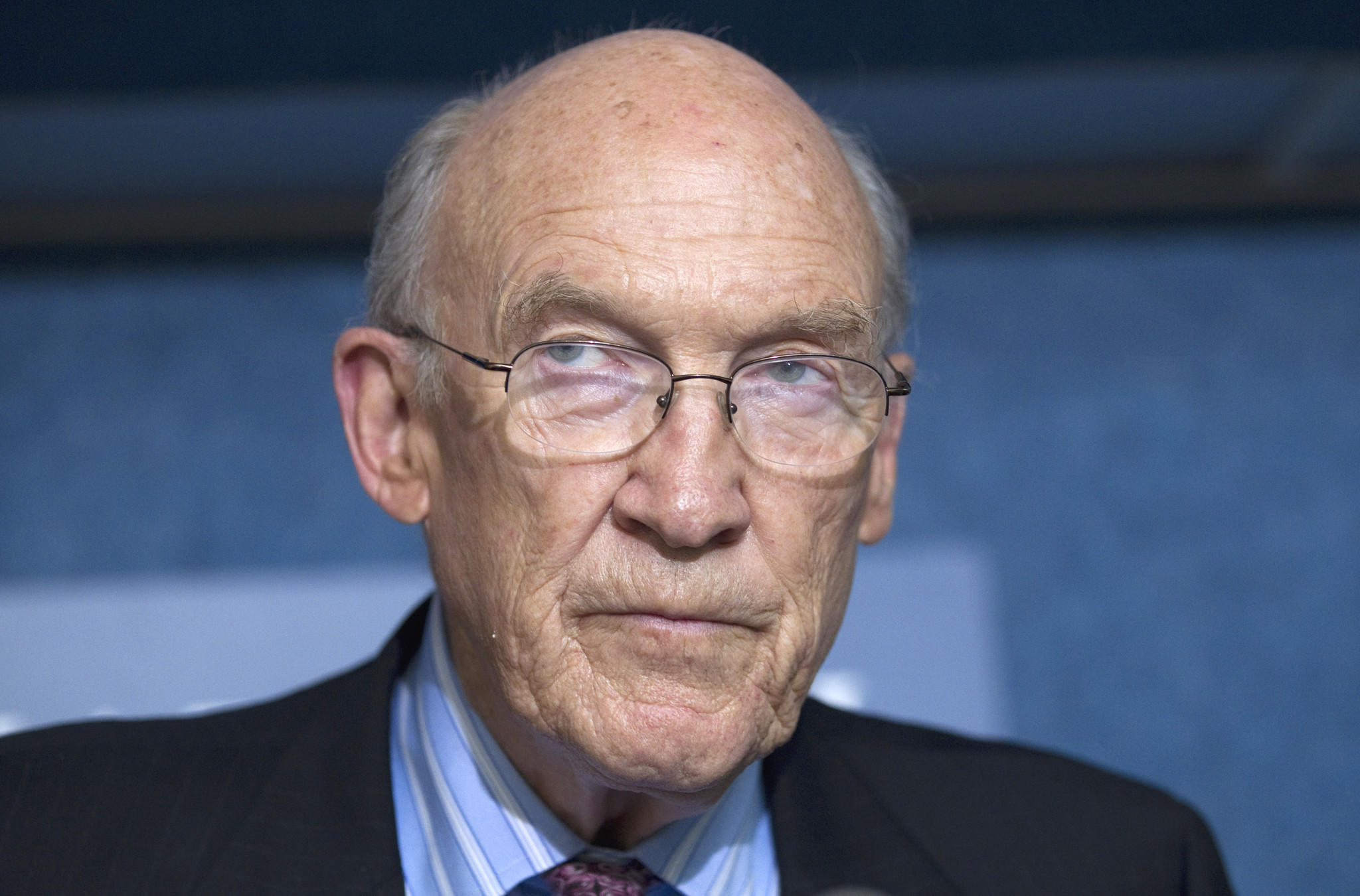 Former U.S. Alan Simpson of Wyoming and other Western Republicans have come out in support of legalizing gay marriage in Utah and Oklahoma, arguing that allowing same-sex unions is consistent with the Western conservative values of freedom and liberty once championed by Ronald Reagan and Barry Goldwater.