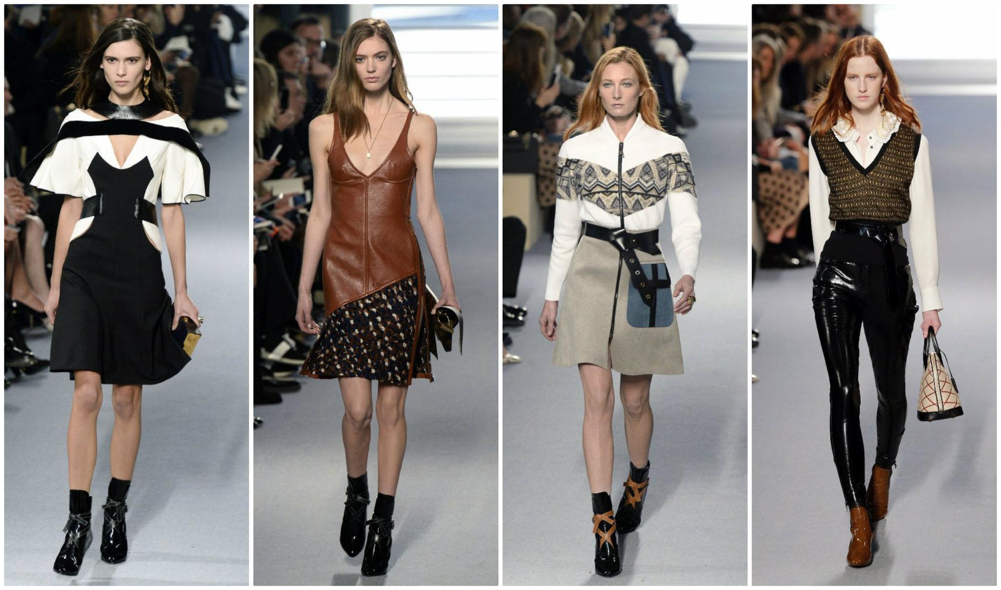 Paris Fashion Week: At Louis Vuitton, a new era begins ...