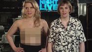Lena Dunham's 'SNL' promos