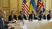 Video: Foreign ministers meet on Ukraine, sans Russia