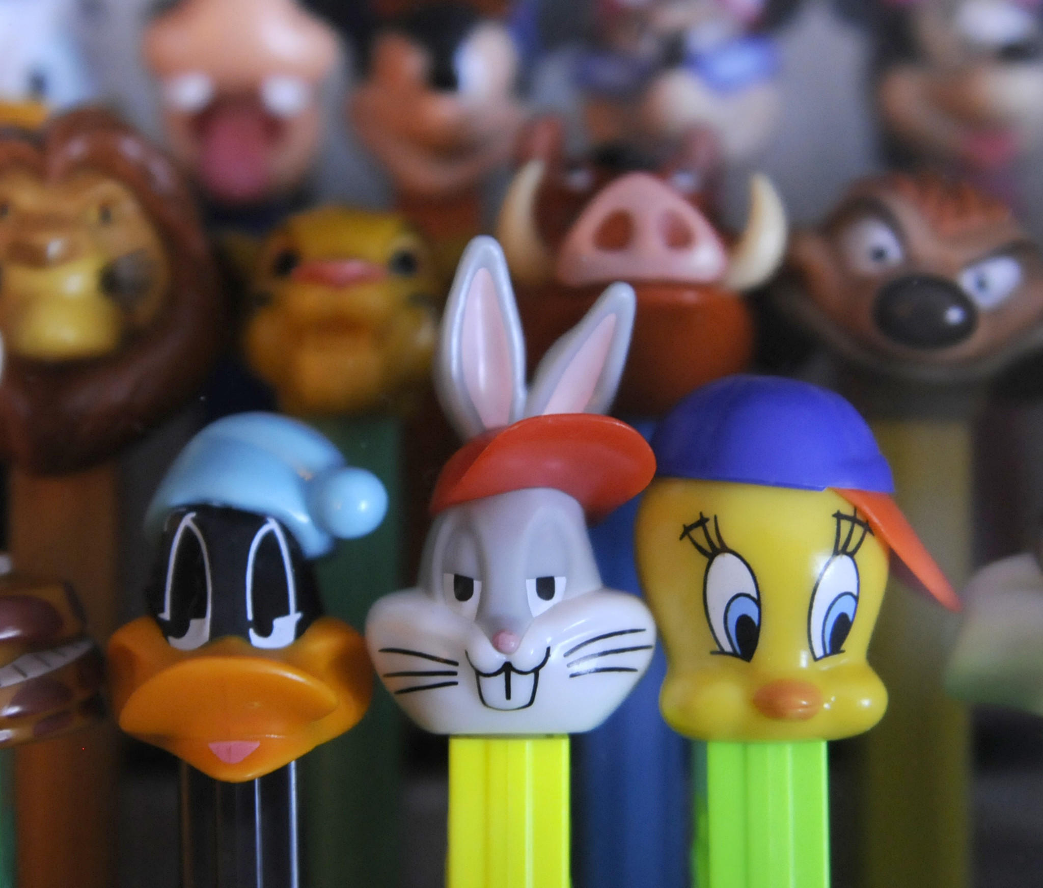 Pez is headquartered in Orange, and Pez dispensers make great souvenirs.
