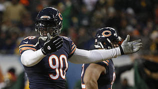 Video: Trying to tackle Bears' biggest problem