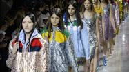 Paris Fashion Week Fall and Winter 2014: Miu Miu