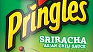 Sriracha Pringles exist! But you can get them only at one store