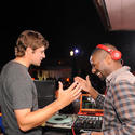 Peter Uihlein and Dj Irie1