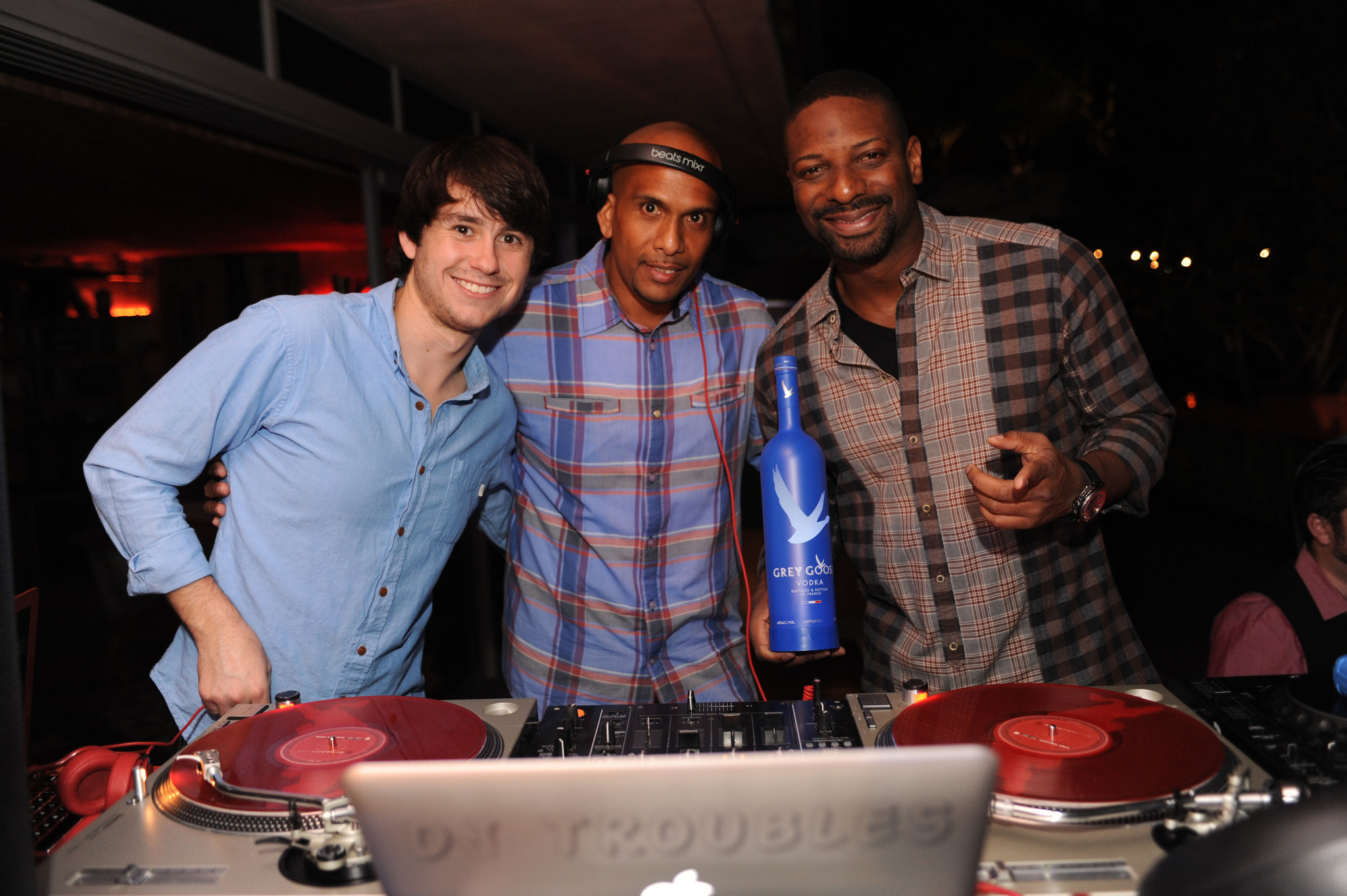 World Golf Championships-Cadillac Championship parties - Jason Kasten, DJ Troubles and DJ Irie