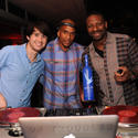Jason Kasten, DJ Troubles and DJ Irie