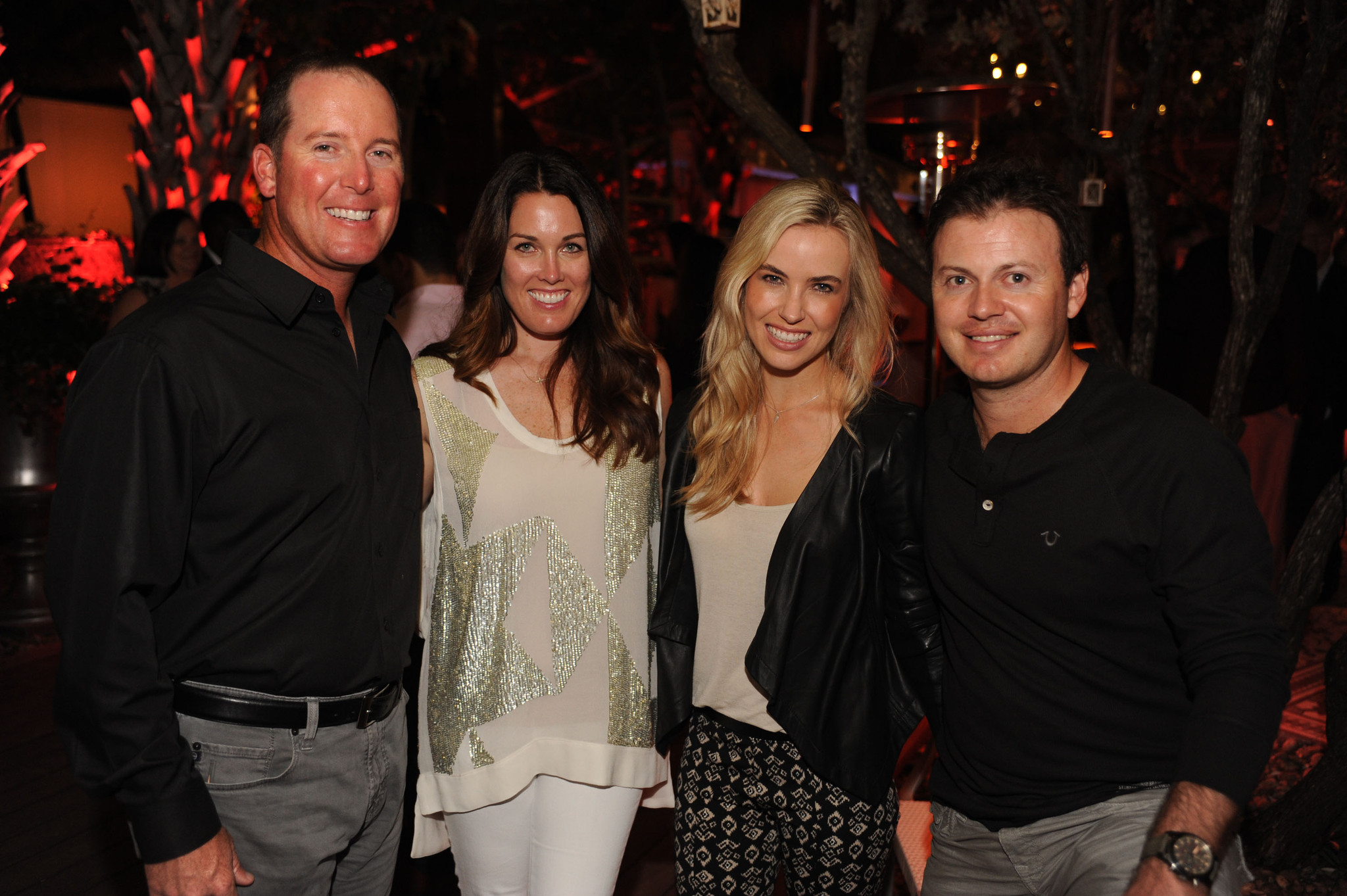 World Golf Championships-Cadillac Championship parties - Opening party