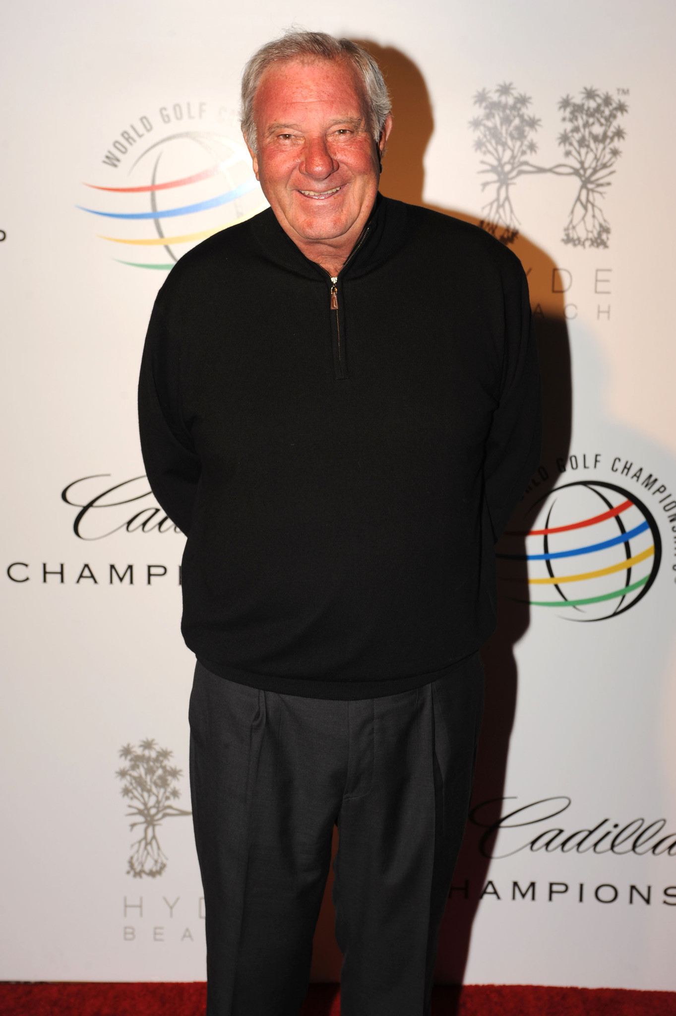 World Golf Championships-Cadillac Championship parties - Butch Buchholz
