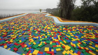 Legoland reopens pool from Cypress Gardens' heyday