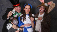 Kirk Players' Alice in Wonderland!
