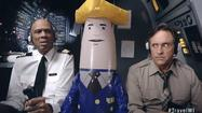Cast from 'Airplane!' helping Wisconsin with its ad campaign? Roger!