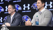 Dennis Pitta says staying with the Ravens was his priority