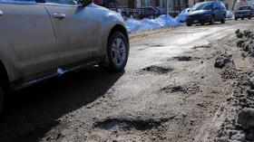 Best winter ever? For potholes, maybe