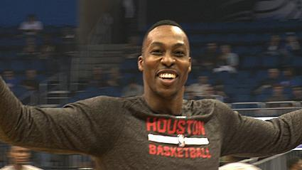 Dwight Howard returns to Orlando