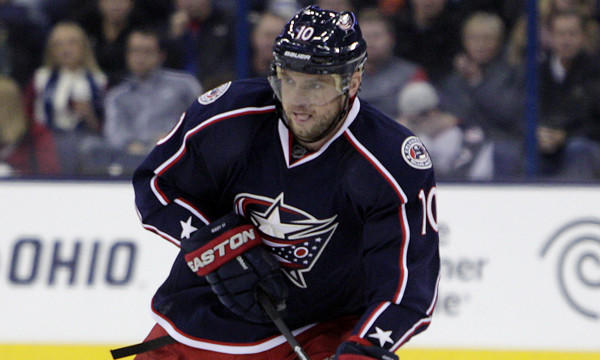 The Kings acquired three-time 40-goal scorer Marian Gaborik from the Columbus Blue Jackets on Wednesday.