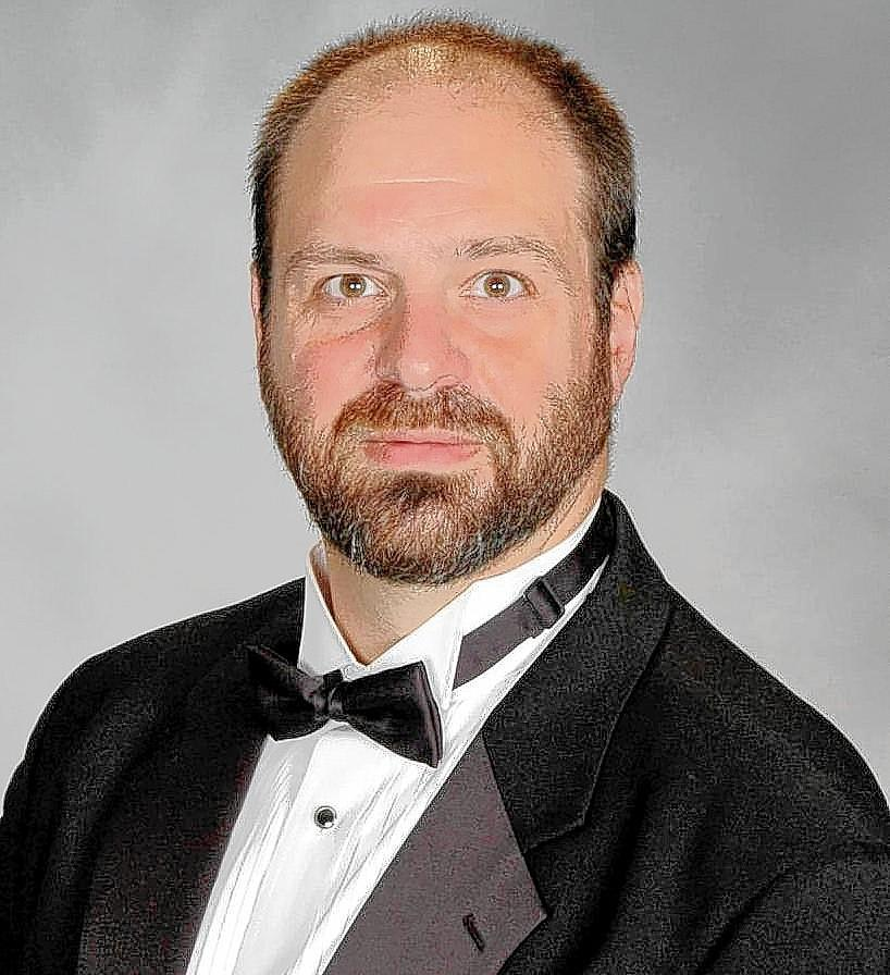 Eduardo Azzati is the chorus master of the new Allentown Symphony Chorus.