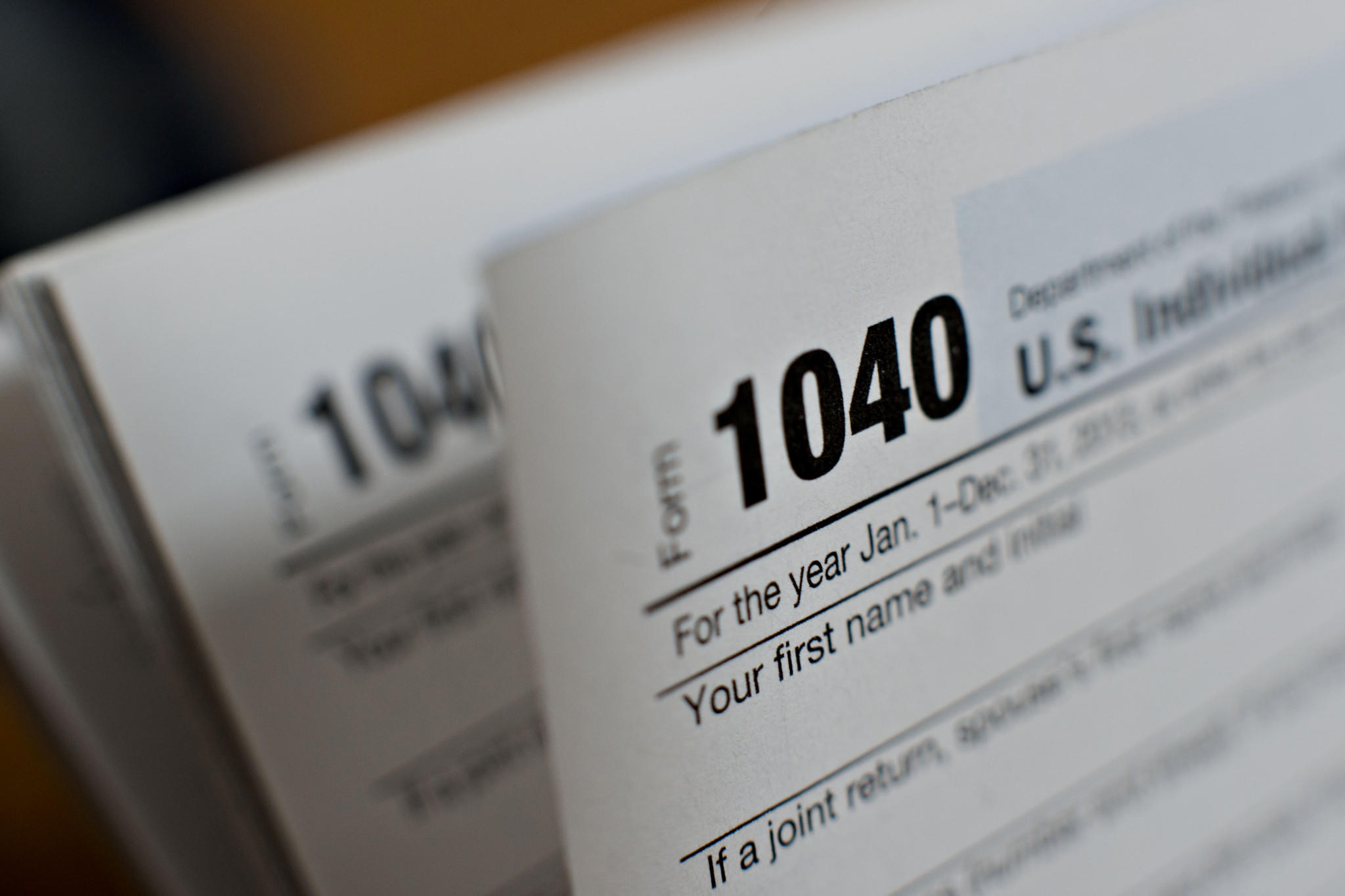 Irs audits womans taxes finds she overpaid tribunedigital us department of the treasury internal revenue service irs 1040 individual income tax forms falaconquin
